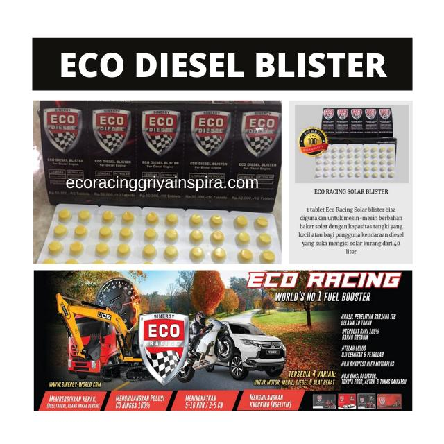 Eco Racing Diesel Blister